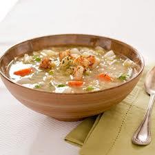 Soup healthy recipe