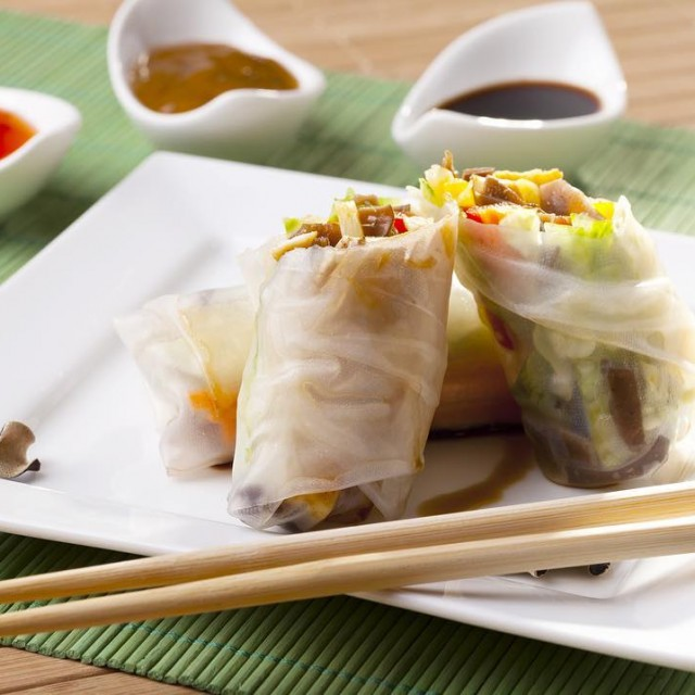 Rockin RicePaper Rolls! These delicious and healthy rolls are onehellip