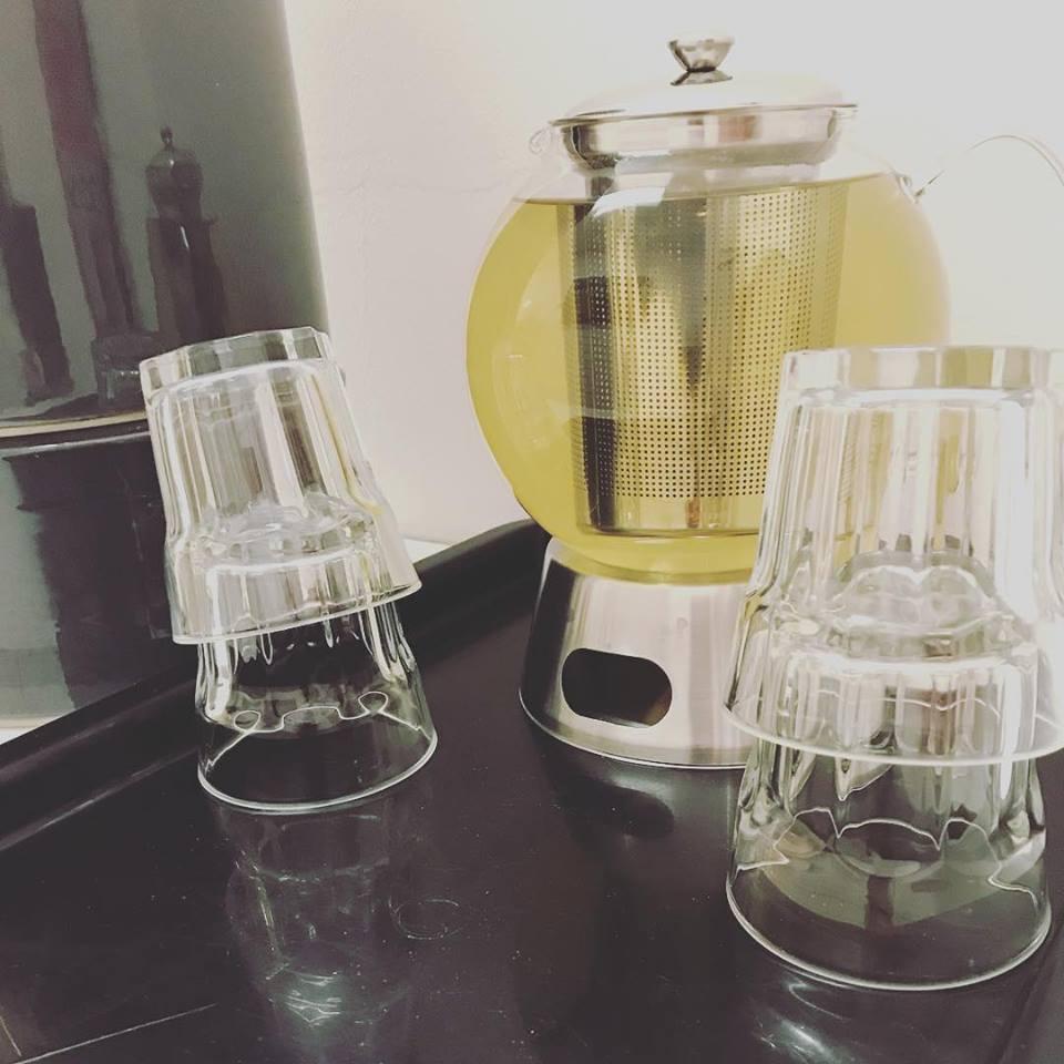 Lemongrass gnger tea Elsternwick acupuncture