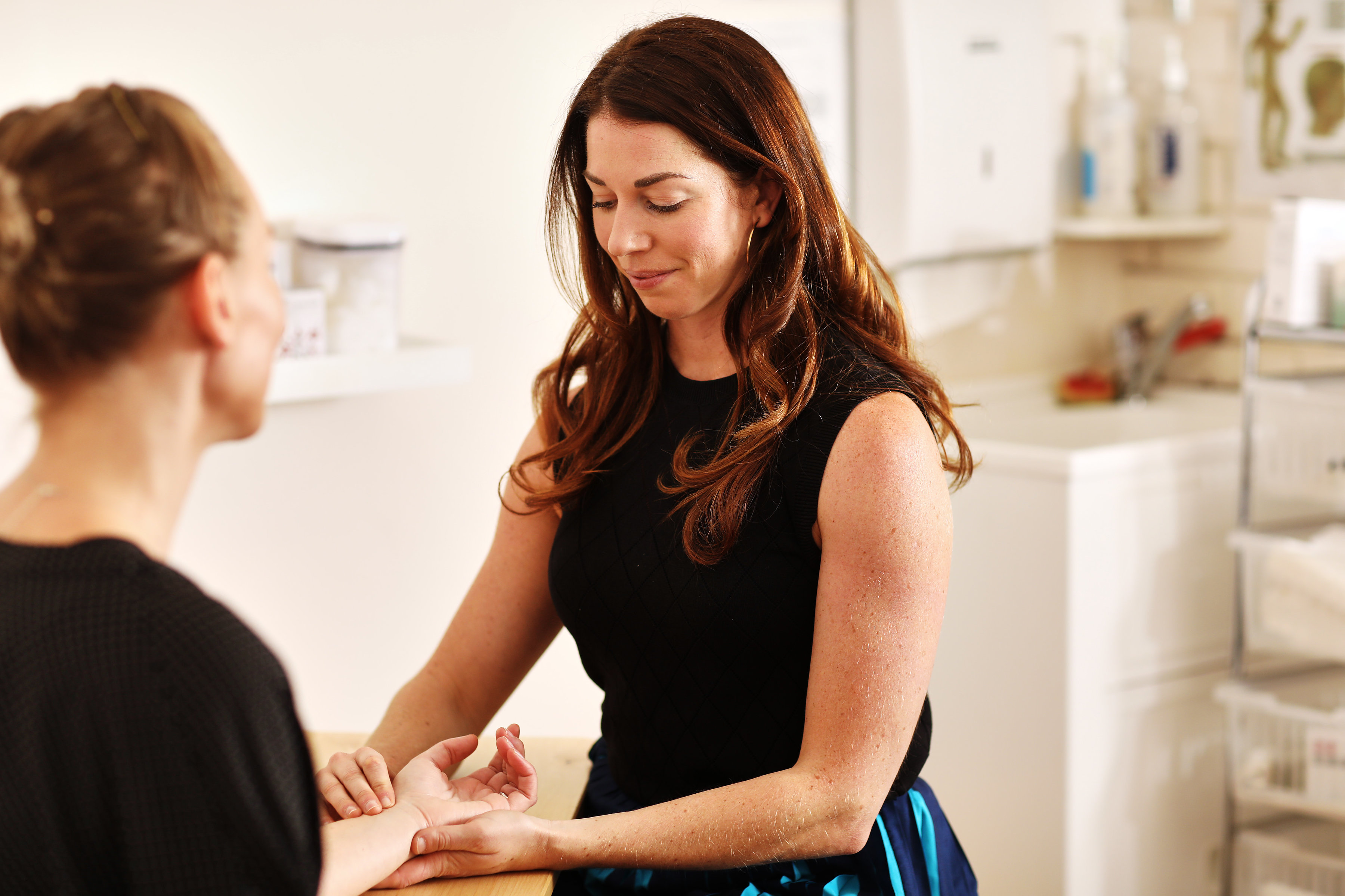 Jane Ferguson felling pulse Ormond acupuncture