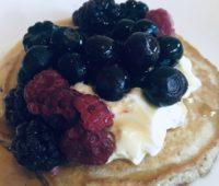 Wheat Free Pancake Breakfast